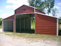Menards Metal Siding by Carports Menards Garage Kits Garage With Loft Kit Steel Carports
