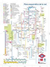 Barcelona Metro Map by Madrid Maps U0026 City Information