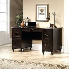Trestle Computer Desk Desk 107 Free Delivery Sauder Camden County Computer Desk Sauder