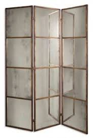 Gold Room Divider Mirror Room Dividers Foter