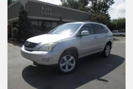 2007 lexus rx 350 gas mileage used lexus rx 350 for sale in knoxville tn edmunds