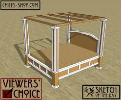 log canopy bed plans covered wagon plans plans download