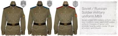Soviet Halloween Costume Red Army Uniforms Soviet Wwii Military Uniforms Russian Army