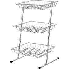 mainstays 3 tier shelf walmart com