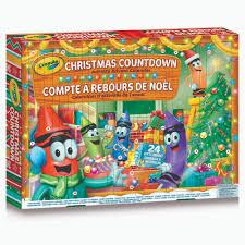 christmas countdown activity advent calendar crayola store