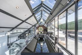 Modern Penthouses Designs London Ironworks Transformed Into Incredible Modern Penthouse Curbed