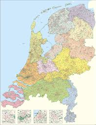 Map Netherlands Pc Maps Netherlands The World Of Maps Com