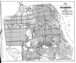 Map Of San Francisco by Map Of The City And County Of San Francisco Boulevard Syst U2026 Flickr
