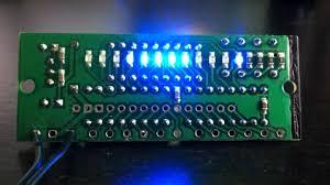 led sequencer led chaser 12 channels 32 modes 8 speeds
