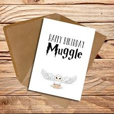 harry potter themed birthday cards alanarasbach
