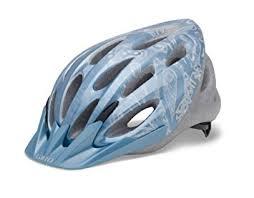 amazon com giro women u0027s skyla cycling helmet ice blue white