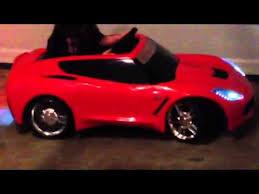 corvette power wheels fisher price powerwheels c7 corvette 12v to 18v conversion