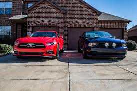 fifth generation mustang 5th generation vs 6th generation what do you prefer