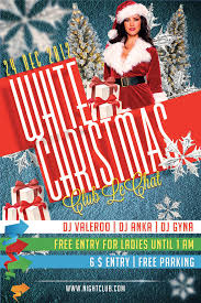 party flyer free free psd flyer white christmas party flyer by dianaghiba on