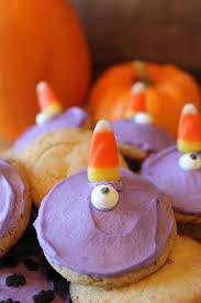 one eyed one horned flying purple people eater cookies purple
