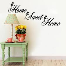 aliexpress com buy selling home sweet home decor wall