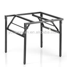 Metal Folding Table Legs Impressive Metal Folding Table Legs Metal Folding Table Leg Hc
