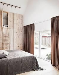 decordots built in storage in bedroom warm neutral colors cozy