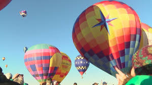 Galballoonfiesta2012 46th Annual International Balloon Fiesta Goes Off Without A Hitch