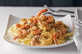 recipes with pasta easy shrimp fettuccine recipe for two kraft recipes