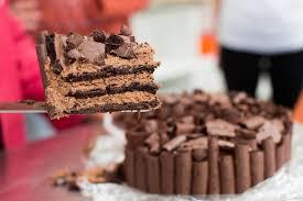 lick my spoon chocolate mousse meringue cake