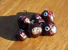 how to preserve buckeyes for necklaces buckeyes ohio and craft