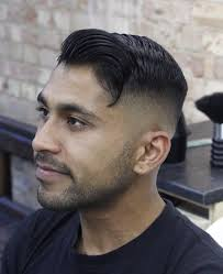 new hairstyles for men 2013 along with ppreshaw slick hair look