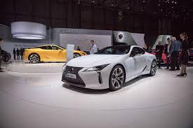 lexus car 2017 lexus lc 500h 3 5 v6 automatic 354hp 2017