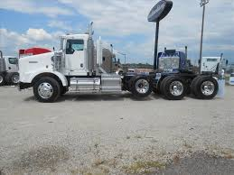 kenworth heavy haul for sale tri axle daycabs for sale