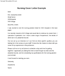 cover letter for nursing internship registered nurse resume
