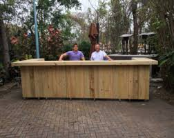 Outside Patio Bar by The Beer Pong 12 U0027 Corrugated Metal Rustic Outdoor Patio