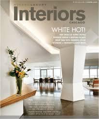 Home Interiors Magazine Home Interior Magazine Edyta Co In The Press Interiors Chicago