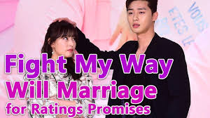 Fight For My Way Fight For My Way Park Seo Joon And Ji Won Will Get Married If