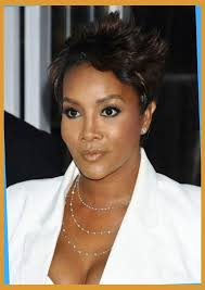 razor cut hairstyle with spiky on top vivica a fox short hairstyle spiky razor cut hairstyles weekly