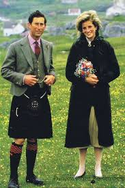 Princess Diana Prince Charles September 3 1985 Prince Charles U0026 Princess Diana At Ardveenish