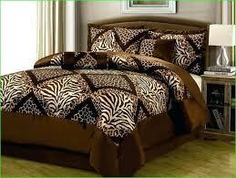home design comforter animal print comforter sets king king size leopard comforter set