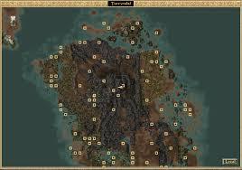 Map Of Nirn Image Tureynulal Map Morrowind Png Elder Scrolls Fandom