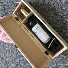 wine box wedding ceremony personalized rustic ceremony wine box wedding wine bottle holder