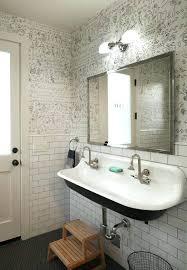 bathroom powder room ideas powder room wall decor bathroom farmhouse sink best modern powder