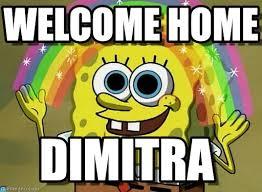 Welcome Home Meme - welcome home imagination spongebob meme on memegen