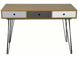 table de bureau conforama bureau 120 cm karev vente de bureau conforama