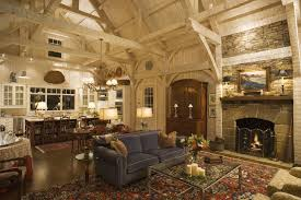 timber frame home interiors timber frame homes log homes hearthstone homes