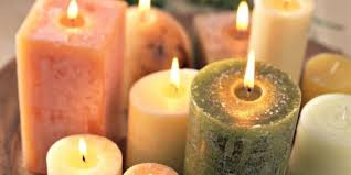 new study finds scented candles and air fresheners pose dangerous