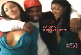 porsha williams and kordell stewart fan mail u2013 who knew new housewife porsha stewart was a u0027video ho