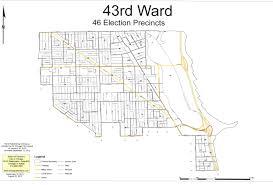 12th ward chicago map chicago ward map 2016