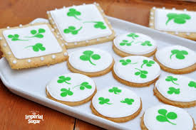 day cookies get lucky with these st s day cookie recipes sweetalk