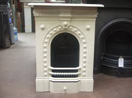 victorian cast iron bedroom fireplace old fireplaces