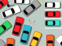 Design Woes by Kalkaji Parking Woes Kalkaji Fails To Ward Off Its Parking Woes