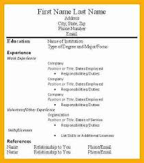 Reference Page On Resume Examples Of Reference Page On Resume