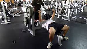 225 lbs for 42 reps nfl combine bench press rob balkunas youtube
